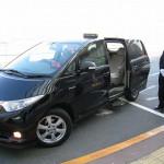 AMEX成田空港へのハイヤーサービス2