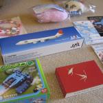 JAL ビジネスクラス (成田→大連)