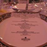シャングリラホテル 大連 ワインパーティー