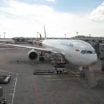 シンガポール航空 シンガポール→バンコク 搭乗記