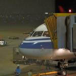 中国国際航空 ビジネスクラス 成田→上海 搭乗記