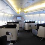 JAL ファーストクラス 香港→成田 搭乗記