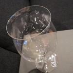 2009 ANA ダイヤモンド ディライト リーデル社 ワイングラス到着
