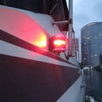 東京湾花火大会 2009 クルーザから