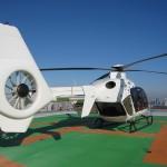 六本木→成田空港 ヘリコプター MCAS エルメス機
