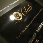 The club of SMALL LUXURY HOTELS