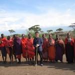 Tortilis Camp アンボセリ国立公園 マサイ族の村