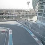 ザ ヤス ホテル F1サーキットの上に建つホテル
