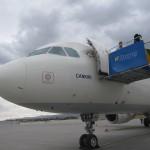 トルコ航空 ビジネスクラス イスタンブール→カイセリ 搭乗記 TK2014