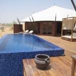 Banyan Tree Al Wadi / Al Sahari Tented Pool 宿泊記