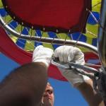 カッパドキアを気球で楽しむ