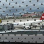 イスタンブール空港 国内線 ZONE ラウンジ