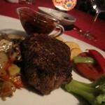 カッパドキア 洞窟ホテル CCRでトルコ料理を