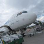 トルコ航空 ビジネスクラス カイセリ→イスタンブール 搭乗記 TK2015