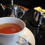 香港 アルフレッド ダンヒル Alfie's で紅茶を