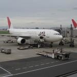 JAL ファースト クラス 羽田→伊丹 JL119 搭乗記