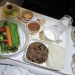 世界一美味しい機内食 アシアナ航空 ビジネスクラス OZ108