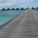 Shangri-la's Villingili Resort & SPA Maldivesの景色