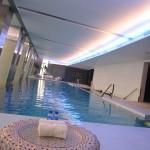 チャイナ ワールド サミット ウィング 北京 プールでのんびり