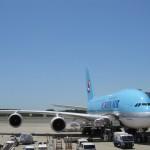 大韓航空 A380 コスモスイート・ファーストクラス搭乗記 成田→仁川