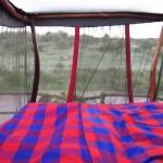 星空を見ながら寝る スターベッド ロイサバ
