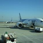 ボーイング787 就航 ANA プレミアムクラス搭乗記 HND→HIJ