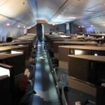 キャセイパシフィック 羽田→香港 ビジネスクラス搭乗記 CX549