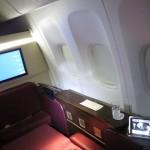 タイ航空 スイート バンコク→成田 TG676 搭乗記