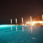 モルディブ Huvafen Fushi リゾート 島を散策