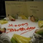 シャングリ・ラ ホテル大連 (誕生日)
