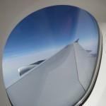 タイ航空 ビジネスクラス バンコク→香港 搭乗記 TG600