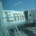 エミレーツ航空 ファーストクラス ドバイ→ナイロビ 搭乗記 EK719