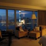 フォーシーズンズ ホテル香港 エグゼクティブ・スイート 宿泊記