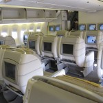 アシアナ航空 ビジネスクラス 仁川→上海浦東 OZ363 搭乗記