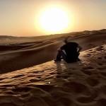 カッスル・アル・サラーブ 砂漠を楽しむ