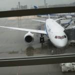 ANA ビジネスクラス 羽田→北京 NH1255 搭乗記