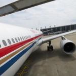 中国東方航空 ビジネスクラス 仁川→上海 MU5052 搭乗記