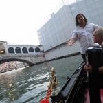 AMAN CANAL GRANDE, VENICE 食事と運河を楽しむ