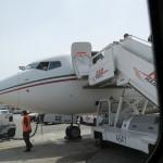 ロイヤル・エア・モロッコ AT981 ビジネスクラス 搭乗記 リスボン→カサブランカ