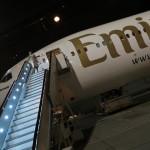 エミレーツ航空 EK752 カサブランカ→ドバイ ファーストクラス 搭乗記