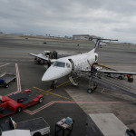 ユナイテッド航空 UA6487 搭乗記 サンタバーバラ→サンフランシスコ