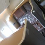 シンガポール航空 ファーストクラス搭乗記 シンガポール→ドバイ SQ494