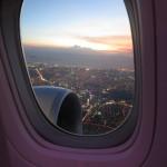 キャセイパシフィック航空 ビジネスクラス搭乗記 マニラ→香港 CX918