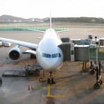 アシアナ航空 ビジネスクラス搭乗記 仁川→バンコク OZ741