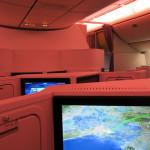 JALスカイスイートIII 搭乗記 バンコク→羽田 JL34