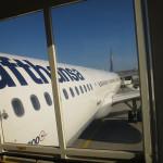 ルフトハンザ航空 ビジネスクラス搭乗記 フランクフルト→ベネチア LH324