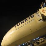 ターキッシュ・エアラインズ ビジネスクラス 搭乗記 成田→イスタンブール TK53