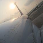 タイ航空 ファーストクラス A380 搭乗記 バンコク→香港 TG600