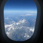 エールフランス ビジネスクラス AF1127 搭乗記 ベニス→パリ