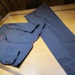 アルフレッド・ダンヒルでスーツをパターン・オーダー